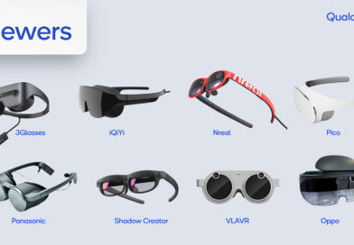 Qualcomm Reveals Plan to Help Commercialize Lightweight, 5G-enabled AR & VR Headsets