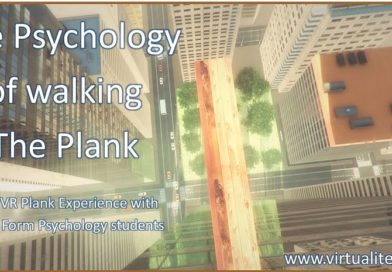 The Psychology of walking The Plank